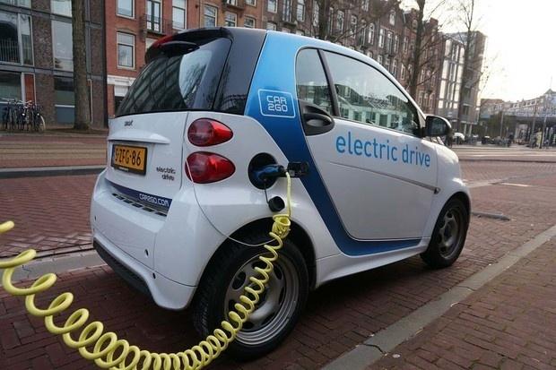 Sistema de carros elétricos compartilhados contribui para preservação da Camada de Ozônio