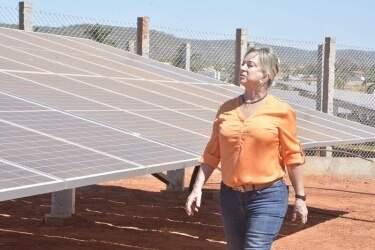 Com a presença do Presidente Jair Bolsonaro maior Usina Fotovoltaica urbana do BR será inaugurada em Caldas Novas (GO)